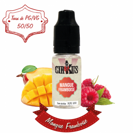 CIRKUS Authentic | Mangue Framboise