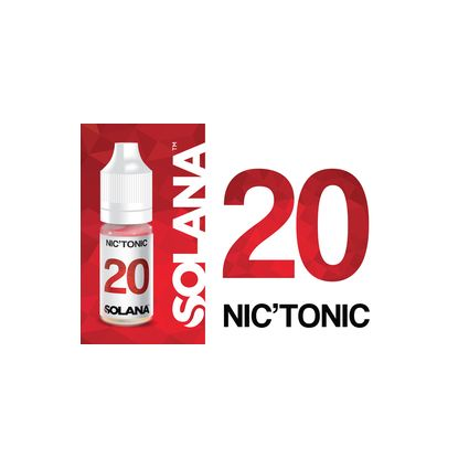 Booster Nic'tonic 50/50 20mg | Solana